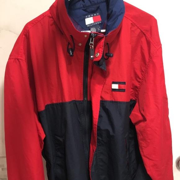 super cheap special promotion convenience goods Tommy Hilfiger Rain Jacket